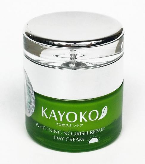 Kem dưỡng trắng da ban ngày Kayoko