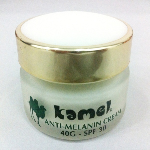 Kamel Anti-Melanin Cream 40G - SPF 30