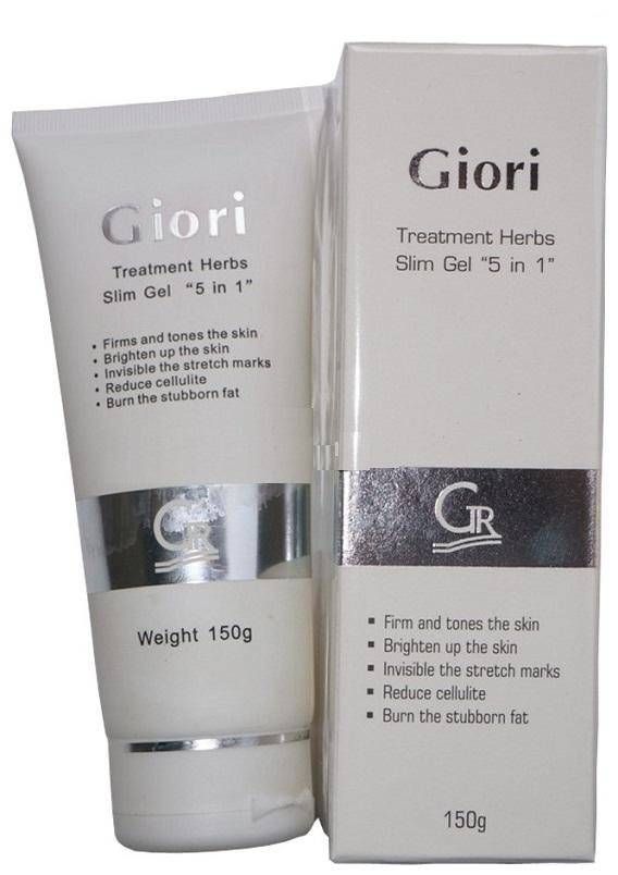 Gel tan mỡ giảm cân Giori