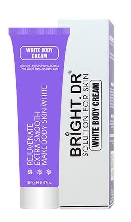 Kem Bright Doctors siêu trắng da toàn thân White Body Lotion
