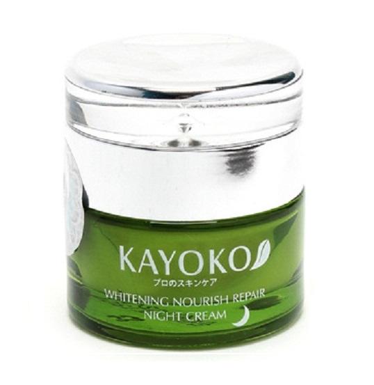 Kem dưỡng da ban đêm Kayoko