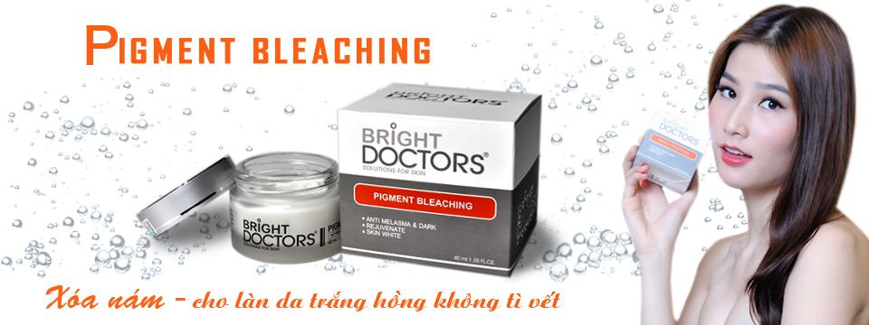 Kem trị nám nặng Bright Doctors