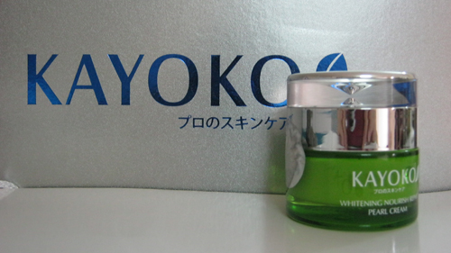 Kem chống nắng trắng da Kayoko
