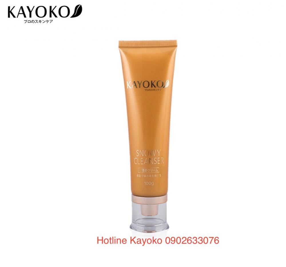 Bộ Mỹ Phẩm Kayoko Nhật Bản Mới Màu Vàng Cao Cấp