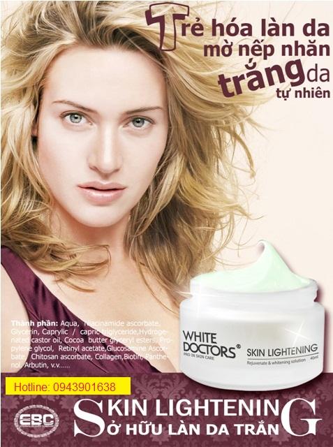 Kem dưỡng da ngăn ngừa lão hóa Skin Litening