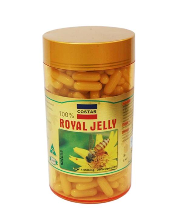 Sữa Ong Chúa Royal Jelly Costar 1450 mg của ÚC