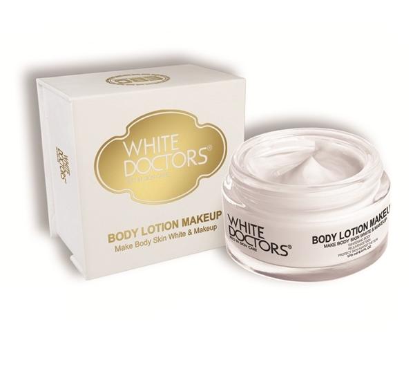 Kem dưỡng trắng da toàn thân chống nắng trang điểm White Doctors