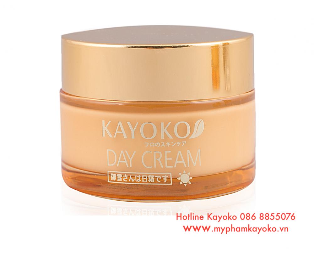 Kem Dưỡng Da Ban Ngày Kayoko Day Cream Thế Hệ Mới