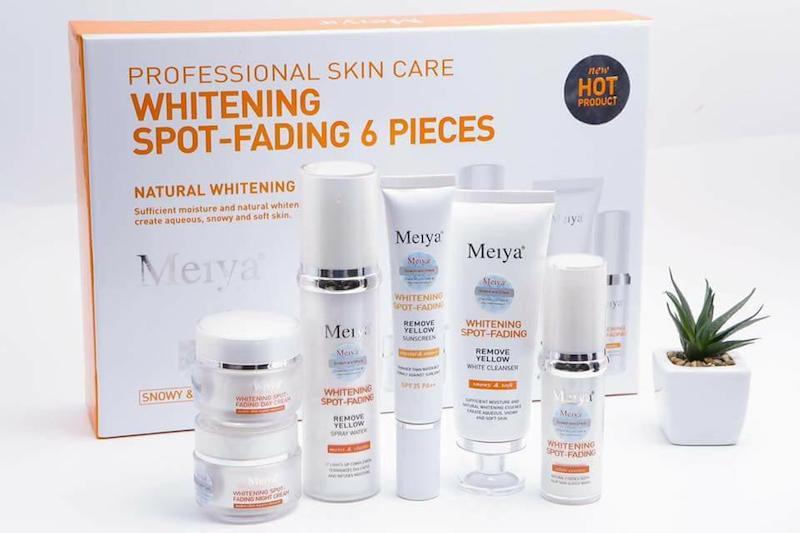 Bộ Mỹ Phẩm Meiya Meiya Whitening Spot-Fading